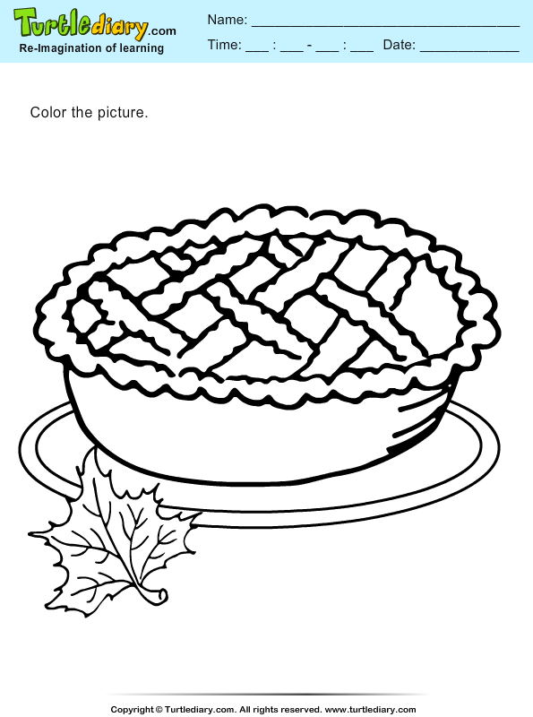 Color a Pie