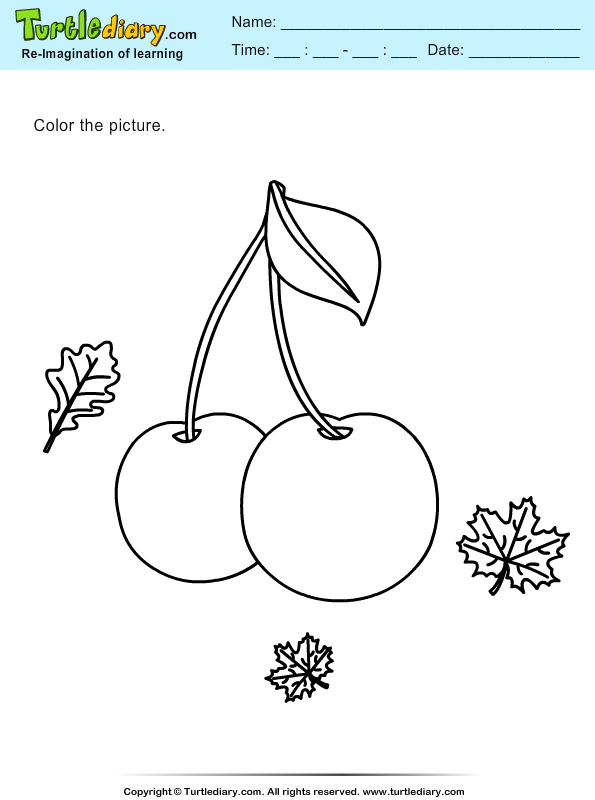 Color Cherries