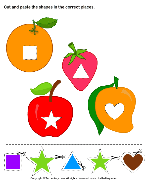 All Worksheets Cut And Paste Worksheets For Preschoolers – Cut and Paste Worksheets for Preschoolers