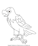 Color an Eagle