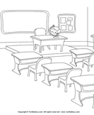 Color a Classroom