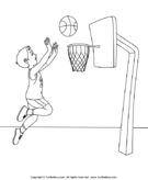 basketball - Preschool