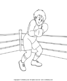 boxing - Preschool