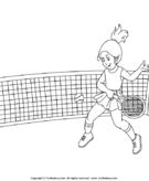 tennis - Preschool