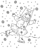 winter - First Grade