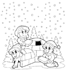 winter - Second Grade