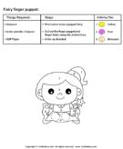 Fairy Puppet
