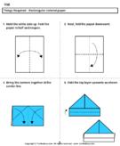 Hat Origami