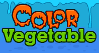 Color Vegetable - Plants - Preschool