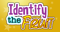 Identify the Fruit - Vocabulary - Kindergarten