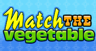 Match the Vegetable - Plants - Kindergarten