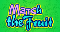 Match the Fruits - Vocabulary - Kindergarten