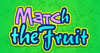 Match the Fruits - Plants - Kindergarten