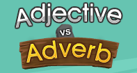 Adjective vs Adverb - Adverbs - Fourth Grade