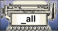 All Words Speed Typing - -all words - First Grade