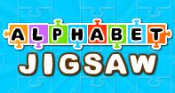 Alphabet Jigsaw - Jigsaw Puzzles - Second Grade