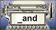 And Words Speed Typing - -and words - Second Grade