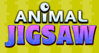 Animal Jigsaw - Jigsaw Puzzles - First Grade