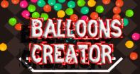 Balloons Creator - Fun Games - Kindergarten