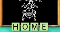 Buildings Hangman - Spelling - First Grade