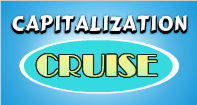 Capitalization Cruise - Capitalization - Third Grade