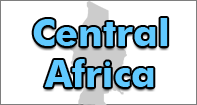Central Africa Map - Map Games - Second Grade