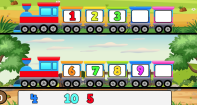 Complete The Missing Number - Counting - Preschool