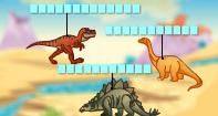 Dinosaur 1 Labeling  - Animals - Second Grade
