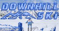 Downhill Ski - Fun Games - Kindergarten