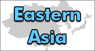 Eastern Asia Map - Map Games - Fourth Grade