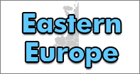 Eastern Europe Map - Map Games - Preschool