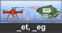 Et Eg Words Typing Aircraft - -et words - Kindergarten