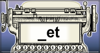 Et Words Speed Typing - -et words - Kindergarten