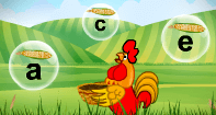 Farm Typing - Typing Games - Kindergarten