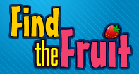 Find the Fruit - Vocabulary - Preschool