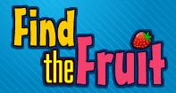 Find the Fruit - Vocabulary - Preschool
