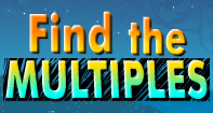 Find the Multiples - Multiplication - Third Grade