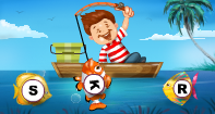 Fish Typing - Typing Games - First Grade