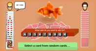 Go Fish Multiplayer - Fun Games - Third Grade