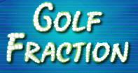 Golf Fraction - Fractions - First Grade