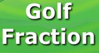 Golf Fraction - Fractions - Kindergarten
