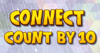 Connect Count by 10 - Whole Numbers - First Grade