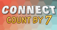 Connect Count by 7 - Whole Numbers - First Grade