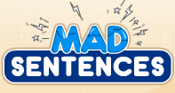 Mad Sentence - Sentences - Kindergarten