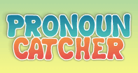 Pronoun Catcher - Pronoun - First Grade