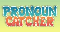 Pronoun Catcher - Reading - First Grade
