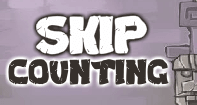 Skip Counting - Whole Numbers - First Grade