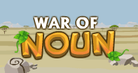 War of Noun - Noun - First Grade