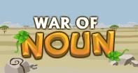 War of Noun - Noun - First Grade