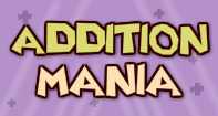 Addition Mania - Addition - Second Grade